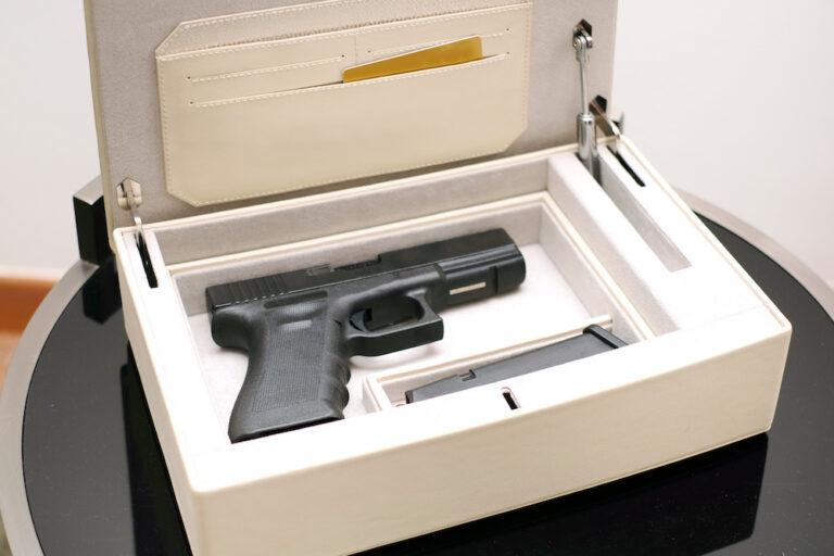 best portable gun safe